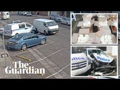 Gangsterism Out : Meth courier who smashed into cops with 273kg goes...