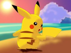 Pokemon Pikachu Ohh by TheGameJC on DeviantArt My Pokemon, Pokemon Quotes, Cute Pokemon Wallpaper, Cute Cartoon Wallpapers, Ex Libris, Love Wallpaper, Iphone Wallpaper, Best Pokemon Ever, Thoughts