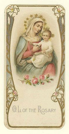 Holy Card, undated | Flickr – Compartilhamento de fotos!