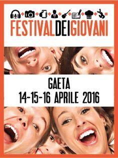 """Si terrà a Gaeta il primo """"Festival dei Giovani"""": 3 giorni di Arte, Cultura, Tecnologia, Formazione e Spettacoli"""