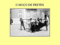 -: Antigas Profissões de Lisboa-moço de fretes