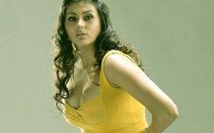 Namitha in Yellow