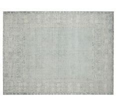 Pricey, Adds some visual interest without being too busy Kailee Rug #potterybarn