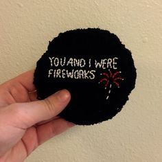 Fourth Of July Patch by YoungerBloodStore on Etsy