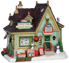 Kip's Christmas Collectibles by Lemax Collections