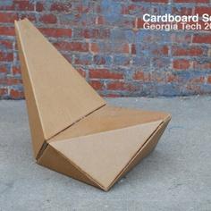 Wow! Great cardboard chair  http://www.id-mag.com/gallery/Cardboard-Seat/739100    #art #design #sustainability