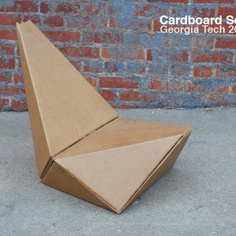 Wow! Great cardboard chair  http://www.id-mag.com/gallery/Cardboard-Seat/739100    #art #design #sustainability