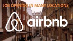 airbnb jobs