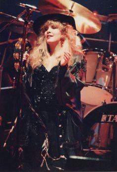 Tango In the Night Tour (1987)