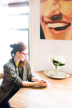 CHRISTENE BARBERICH | EDITOR-IN-CHIEF, REFINERY29. NEW YORK