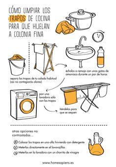 1000 images about trucos de limpieza on pinterest for Con que limpiar los armarios de la cocina