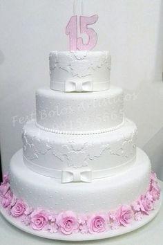 Quinceanera Cakes, Quinceanera Dresses, Quinceanera Ideas, Special Birthday, Happy Birthday, Birthday Cake, Ice Cake, Sweet Sixteen, Beautiful Cakes