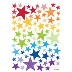 Sticker étoiles Rainbow - 20€