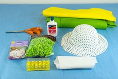 How to make an Easter bonnet - what you need
