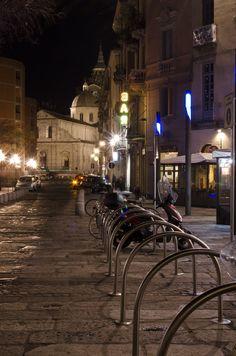 #Torino. Il Duomo visto da piazza IV marzo