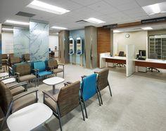 Waiting Area | Oakville Trafalgar Memorial Hospital