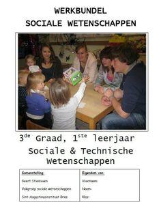 Cursus 5SW - sociale wetenschappen