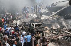 June 30 More than 100 people are feared dead after an Indonesian air force plane crash - Quartz