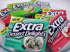 OBSESSED with this gum!