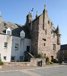 Fordyce - Fordyce Castle © sandend-photography.co.uk