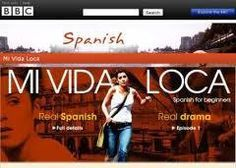 Mi Vida Loca: Is a BBC interactive video drama and Spanish course which takes you on an intrigue mystery adventure to Madrid and beyond in 22 episodes, ca 10 min each, covering basic learning points for Spanish absolute beginners. A learning section complements each episode. Go through the vocabulary and grammar in more detail and at your own pace, then complete activities for practice.