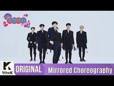 [Mirrored] VIXX(빅스)_'Shangri-La' Choreography(도원경 거울모드 안무영상)_1theK Dance...