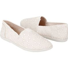 SODA Flower Lace Womens Shoes