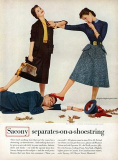 Sacony 1955 | i don't know what's going on here, but i like it