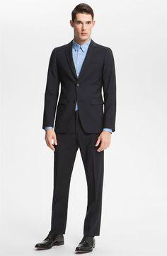 Jil Sander Suit & Dress Shirt