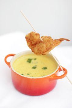 Dinner für Freunde: Suppe