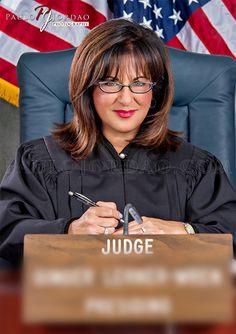 Judge's Portrait