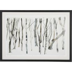 Into the Trees Print