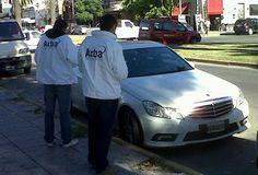 Arba retuvo dos autos de lujo y controló comercios en un amplio operativo de fiscalización