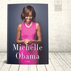 Michelle Obama: A Life Women's Day Celebration Books