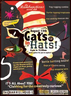 Cats in Hats 2011