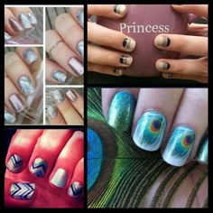 Have to love having #gorgeous #nails #JN get yours here: http://chivonmarie.jamberrynails.net