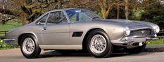 Aston Martin DB4 Jet prototype, 1960,