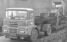 Vintage Trucks, Old Trucks, Old Lorries, Heavy Duty Trucks, British Rail, Commercial Vehicle, Classic Trucks, Old Cars, Transportation