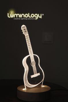 The perfect #gift for a guitarrist 🎶 . . Le #cadeau parfait pour un guitariste🎼 Lighting Solutions, Parfait, Music Instruments, Gift Ideas, Make It Yourself, Studio, Creative, Gifts, Gift