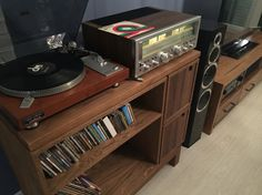 My Vintage stereo system