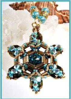 Pattern bijoux: Ciondolo Tilammy