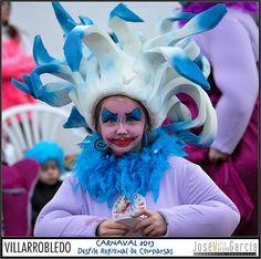 VILLARROBLEDO = DESFILE REGIONAL DE COMPARSAS CARNAVAL 2013 | Flickr: Intercambio de fotos