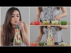 15 Detox Water Recipes to Flush Your Liver | Bembu