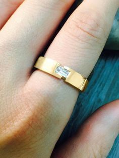Details about  /0.09ct Round Cut Real Two Diamonds 14K Yellow Gold IGI Certified Promise Ring