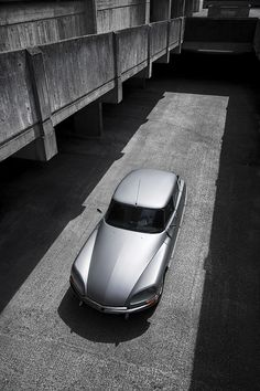 MEGADELUXE - gashetka:     1955 | Citroën DS | Photo by Oli...