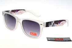 $14.86 Best Ray Ban RB25081 White Pattern--Grey For sale Lenses Cheaps1285
