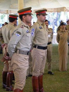 Pakistan Military Academy Adjutants Parade Dress Uniform Worlds
