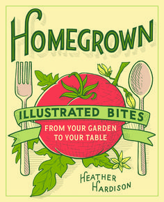 Illustrated Bites Book | by Heather Hardison