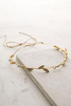 Eloise Circlet Headband - anthropologie.com