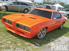2009 Pontiac Ames Performance Nationals 1969 Gto Judge